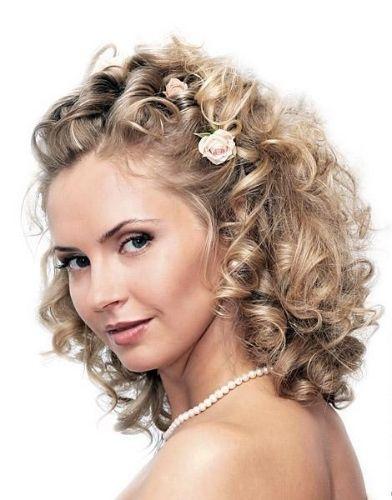 Penteados Noiva Cabelo Cacheado Médio Google Search Hair
