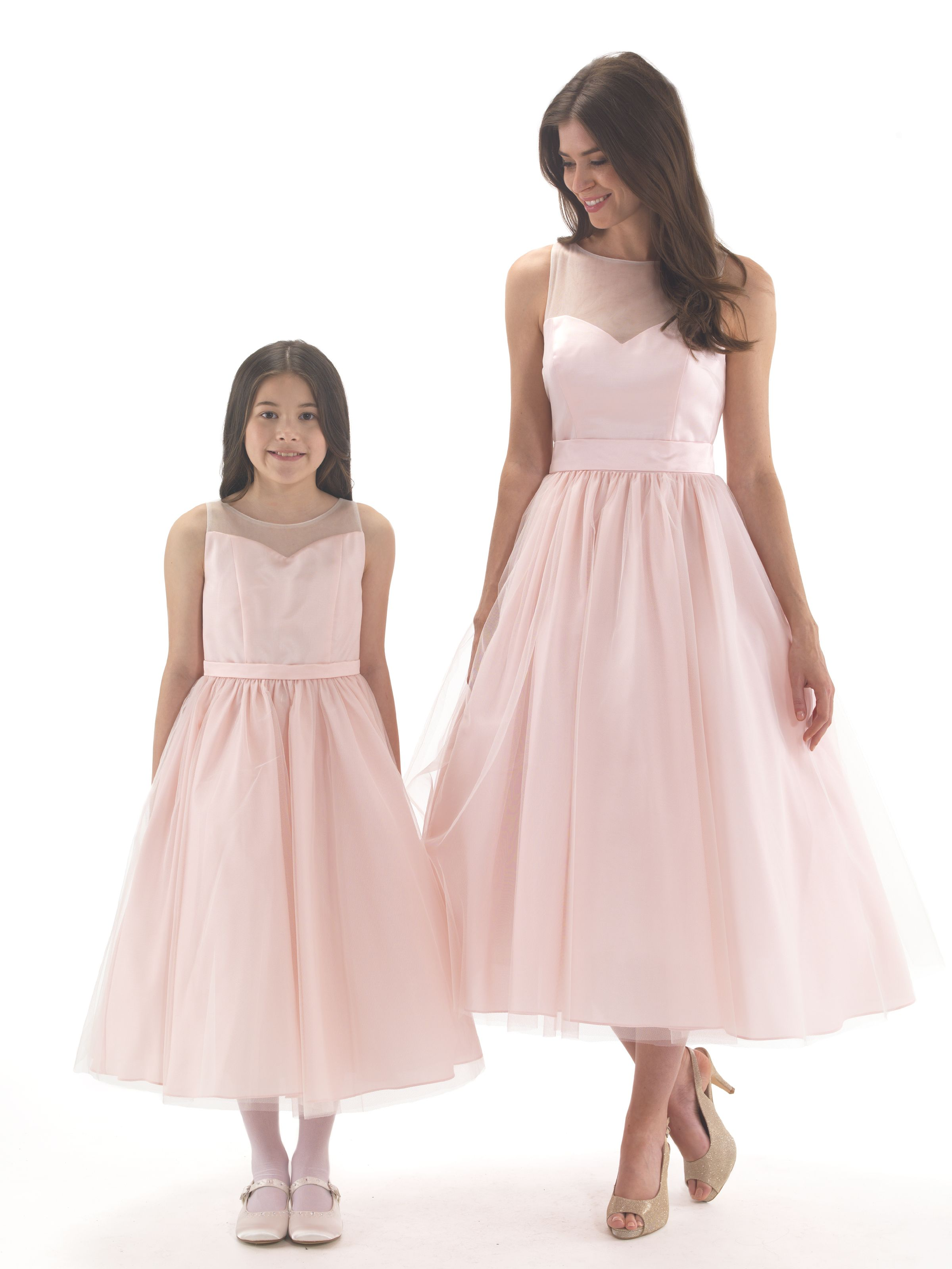 Linzi jay en395 ballerina length tulle bridesmaid dress linzi jay en395 ballerina length tulle bridesmaid dress ombrellifo Image collections