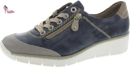 Rieker 53721 41 Chaussures Jeans EU40 Jeans Chaussures