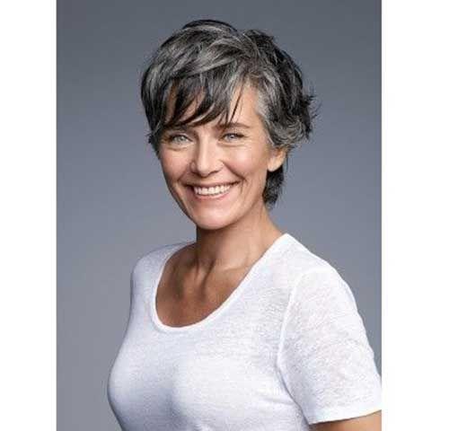 Beste Kurzhaarschnitte für Frauen über 50 | Frisuren