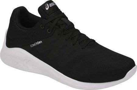 asics asics comutora running shoe asics shoes   black