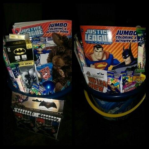 Batman Easter Basket   Batman easter basket, Easter ...