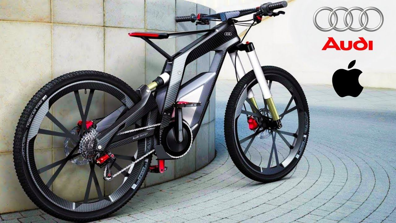 5 Unique Smart Bicycle Invention You Can Control With Smartphone Best Electric Bikes Electric Bike Bicycle
