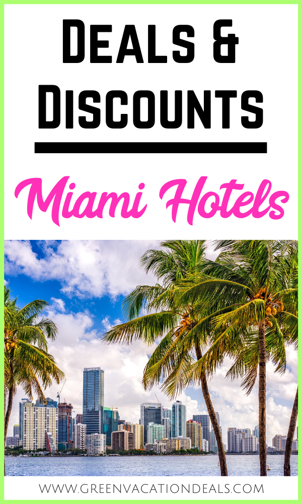 How to get cheap rates for 3-star & 4-star hotels in Miami, Florida. Up to 65% off accommodations in South Florida in Downtown Miami, South Beach, Coconut Grove, etc. #travelhacks #hoteldeals #traveltips #traveladvice #SouthFlorida #SouthernFlorida #Miami #DowntownMiami #MiamiFlorida #Floridatravel #MiamiFL #needavacation #winterblues #vacationtips #beachvacation #SouthBeach #MiamiBeach #LoveFL #hotelsale #travelsale