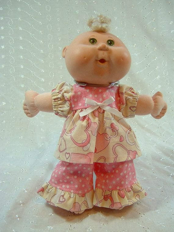 Cabbage Patch Newborn / Baby Alive Doll Clothes by JustDollClothes ...