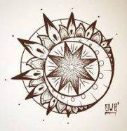Tattoo Moon Stars Sun Tatoo 66 Best Ideas #tattoo