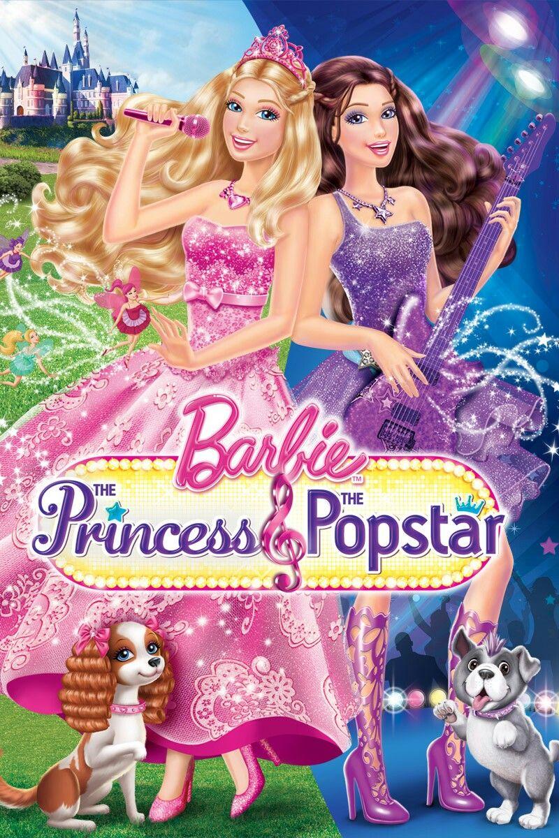 Barbie The Princess And The Popstar 2012 Filmes Da Barbie Barbie Filmes Fotos De Filmes