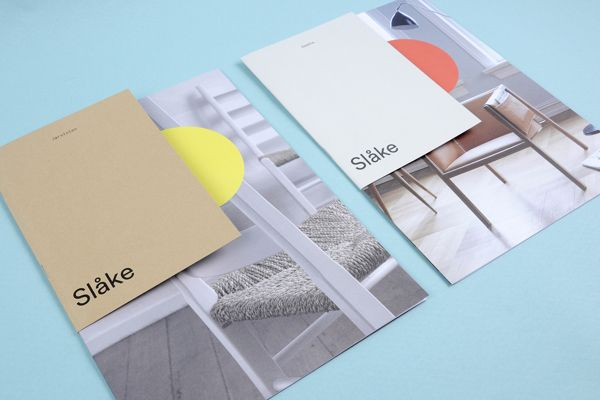 Slåke by Ghost Design, via Behance