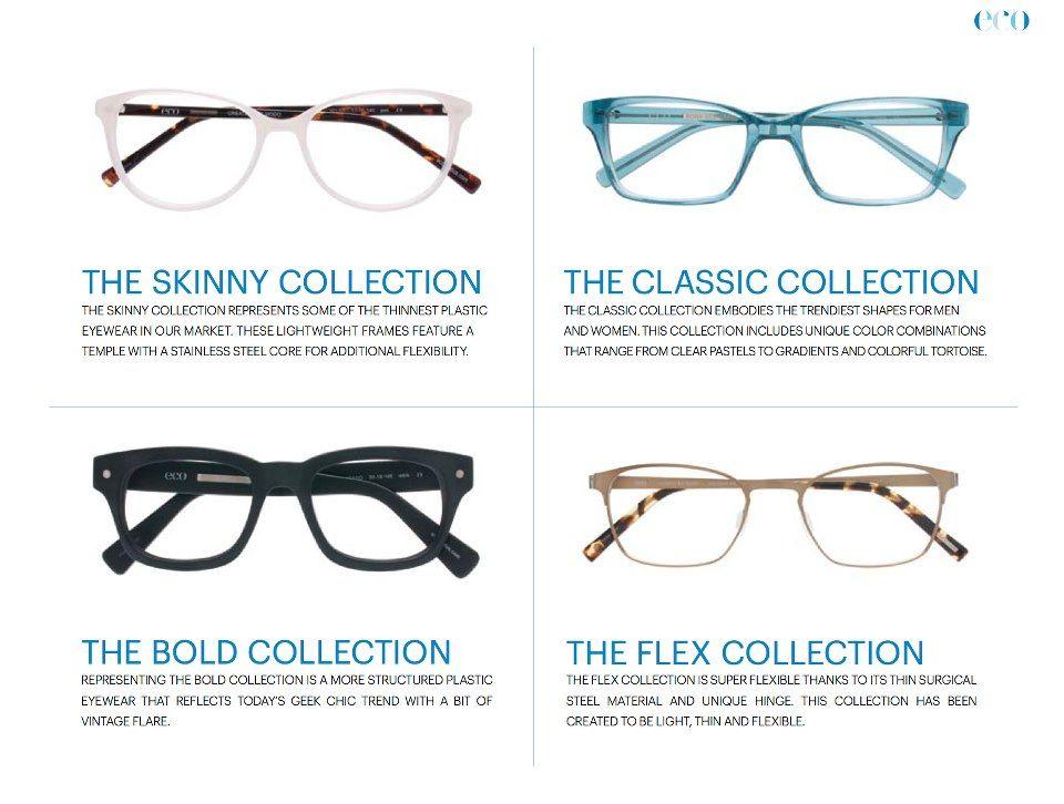 The NEW Eco 2.0 Collection!!! #eco #glasses #eyewear #optics ...