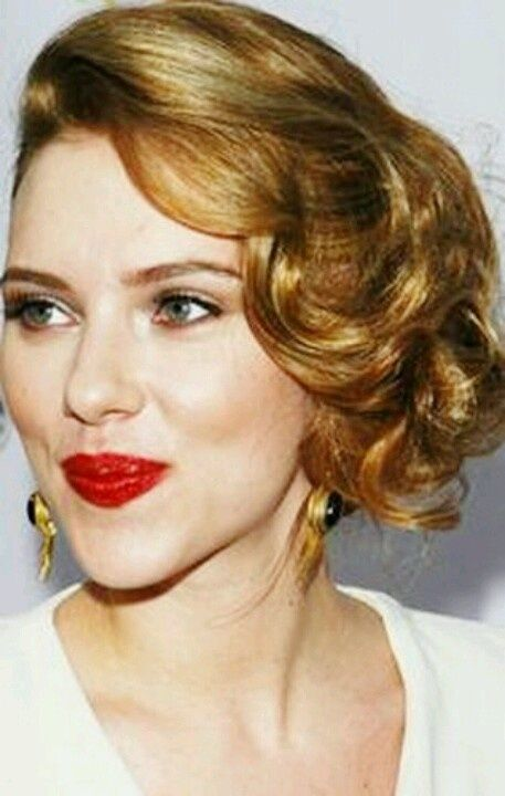 30 Iconic Retro And Vintage Hairstyles In 2019 Hair