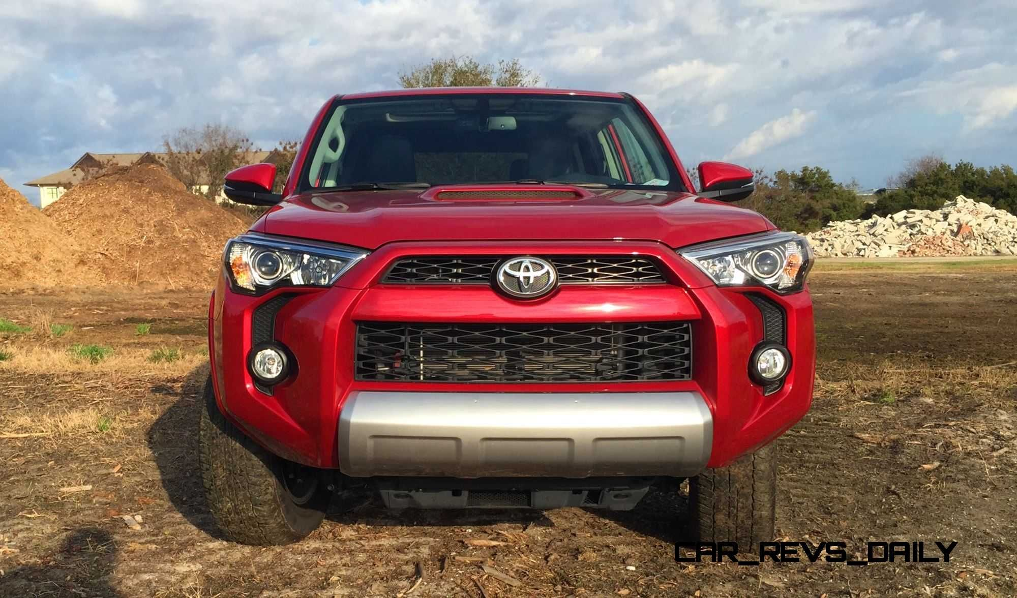 Road test review 2015 toyota 4runner trail premium 4 4 with kdss suspension