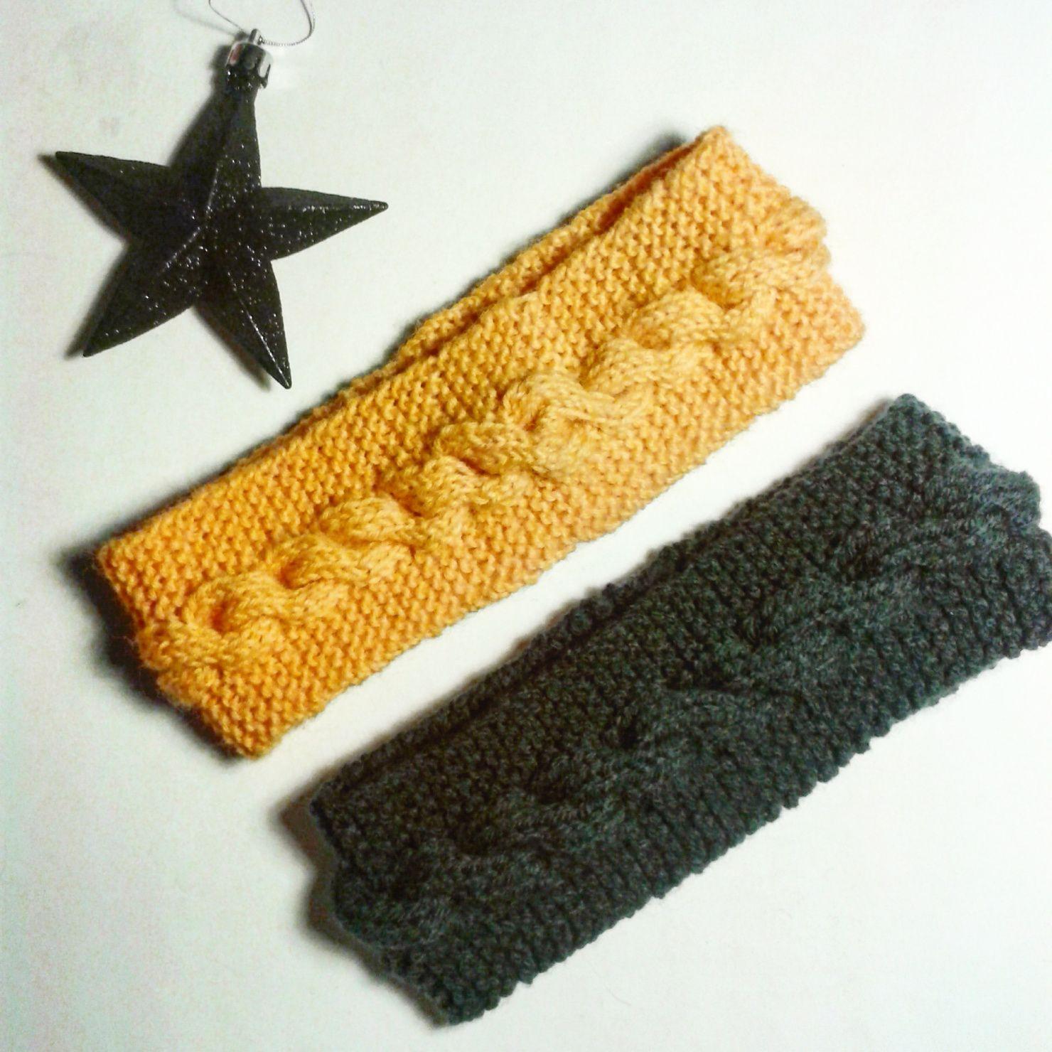 headband la tornade tricot pinterest tricot tuto et tuto headband. Black Bedroom Furniture Sets. Home Design Ideas