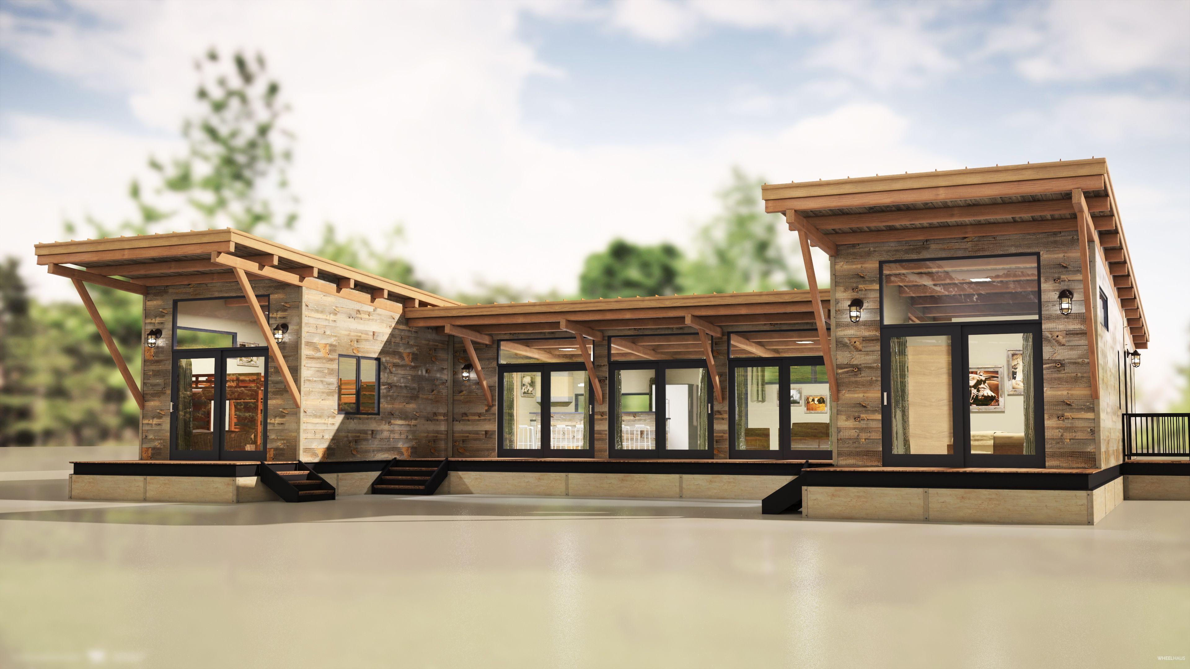 the hitch haus 1500 is our original multi unit modular home similar