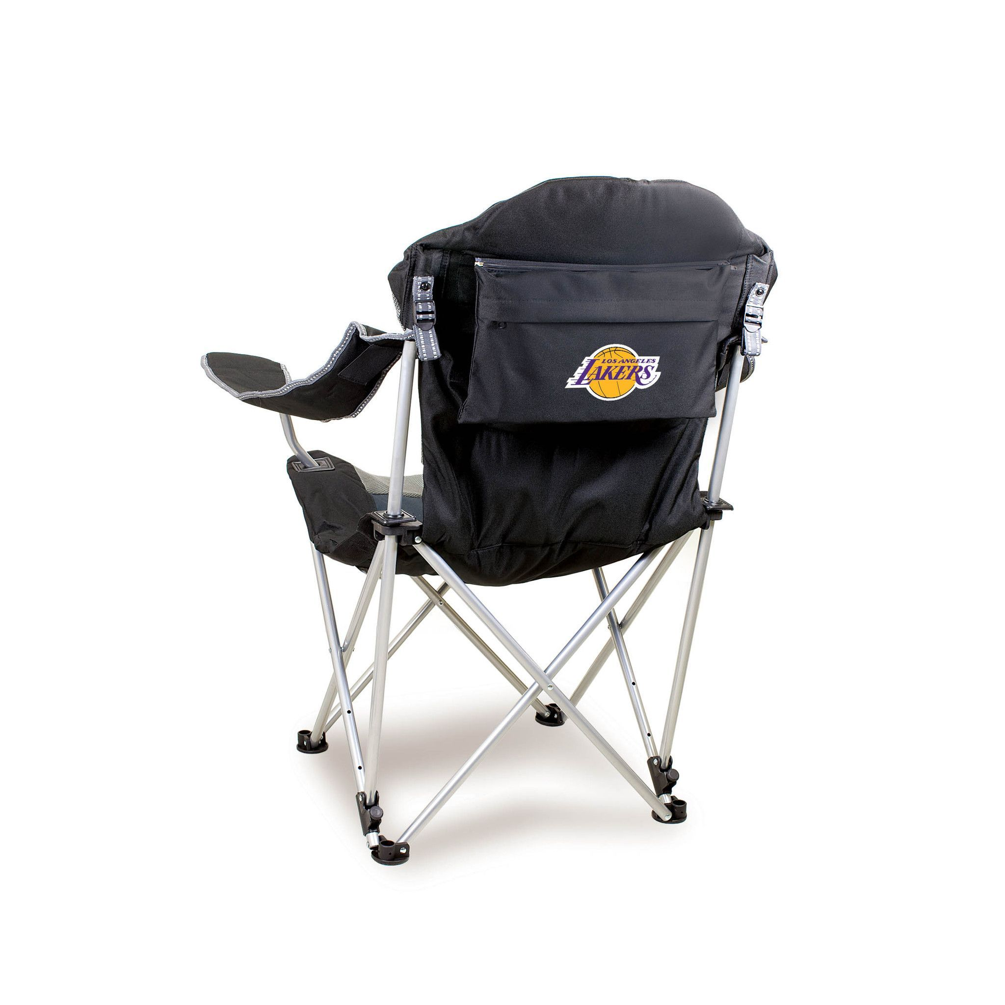 The Los Angeles Lakers Reclining Camp Chair