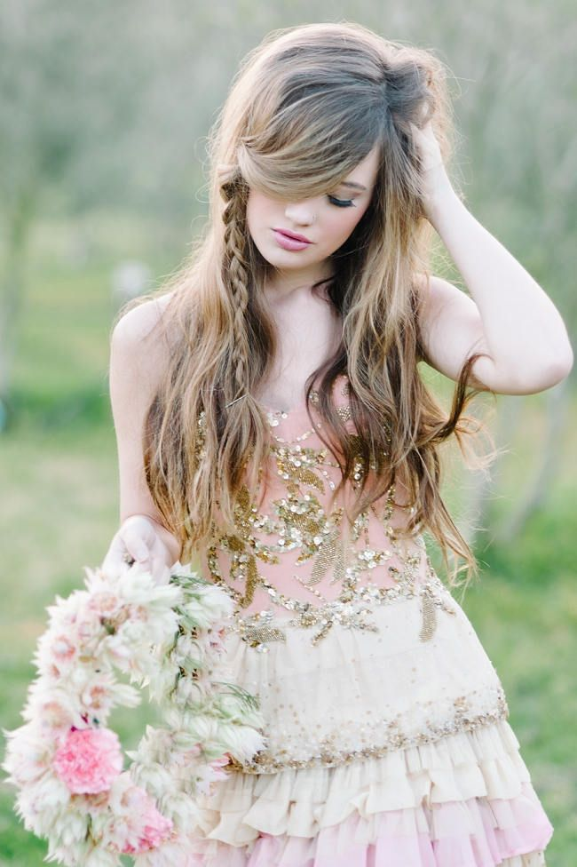 tangled hair style rapunzel inspired hairstyles for weddings 8707