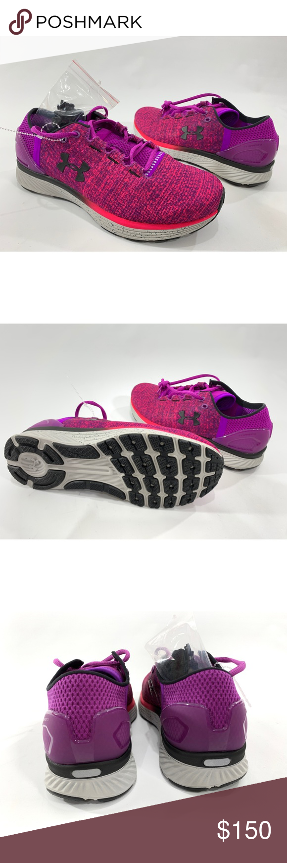 best service 7167e 6862e Under Armour Charged Bandit 3 Womens Running Shoes UNDER ...