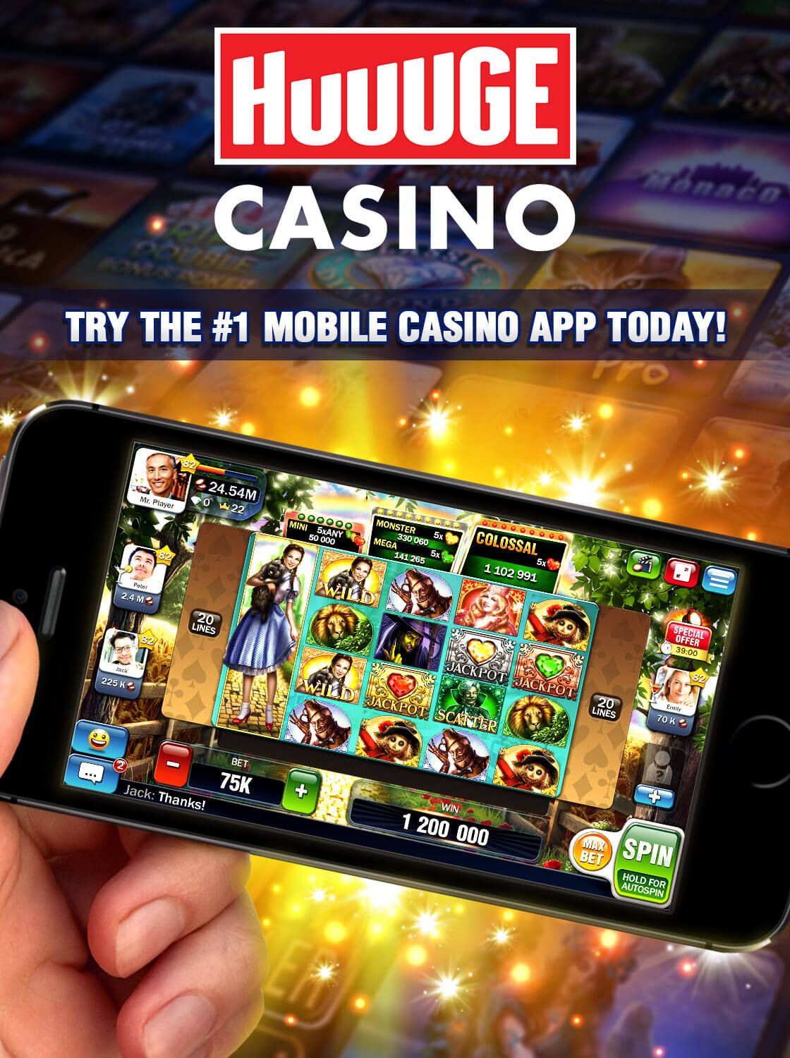 The most addictive slots game! App, Slot