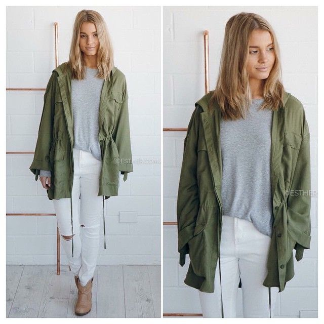 fiona jacket $69.95 xx / shop link in our bio #estherboutique