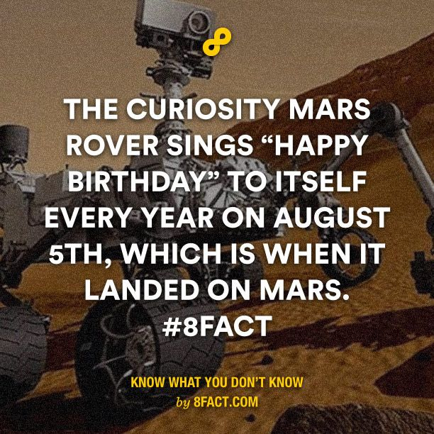 birthday of mars rover - photo #9