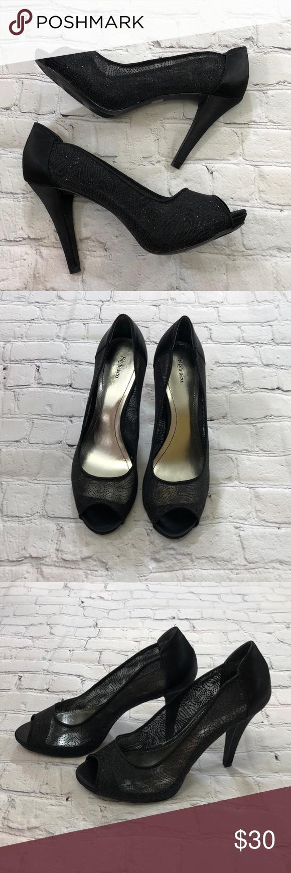 Black Dressy Heels Style Co In 2020 Dressy Heel Shoes Women Heels Style Co