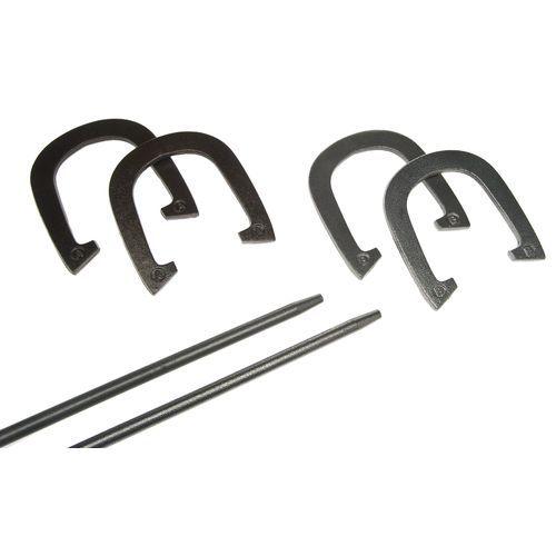 Superior Metal Horseshoe Set Horseshoe Game Game Sales