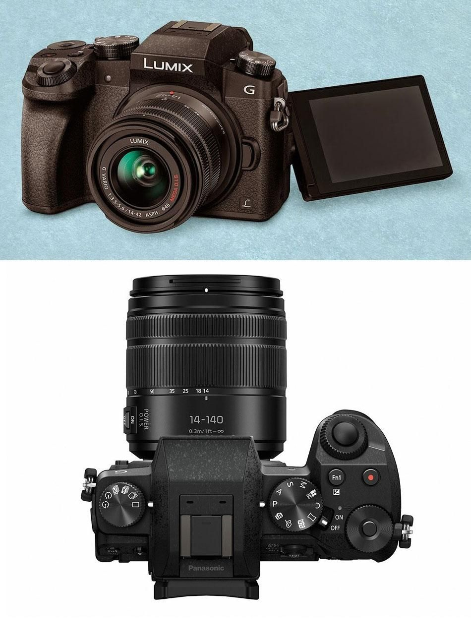 Panasonic\'s G7 mirrorless camera records 4K video for only $800 ...
