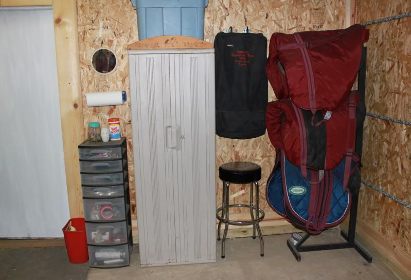 Tack Room Design Ideas Part - 42: Barn/Tack Room Pictures? Need Some Ideas... - Page 4