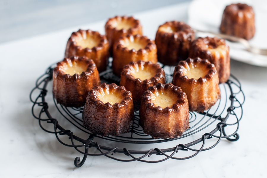 How to make Cannelés. Recipe adapted from My Little French Kitchen by Rachel Khoo