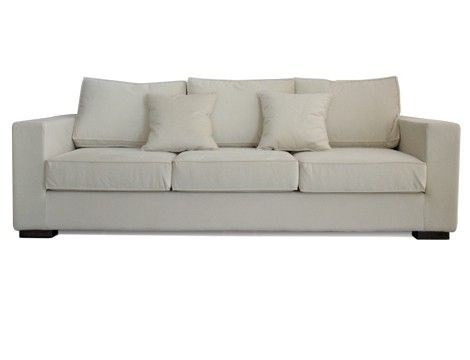 Lindsay Sofa Small Space Inspiration White Sofas
