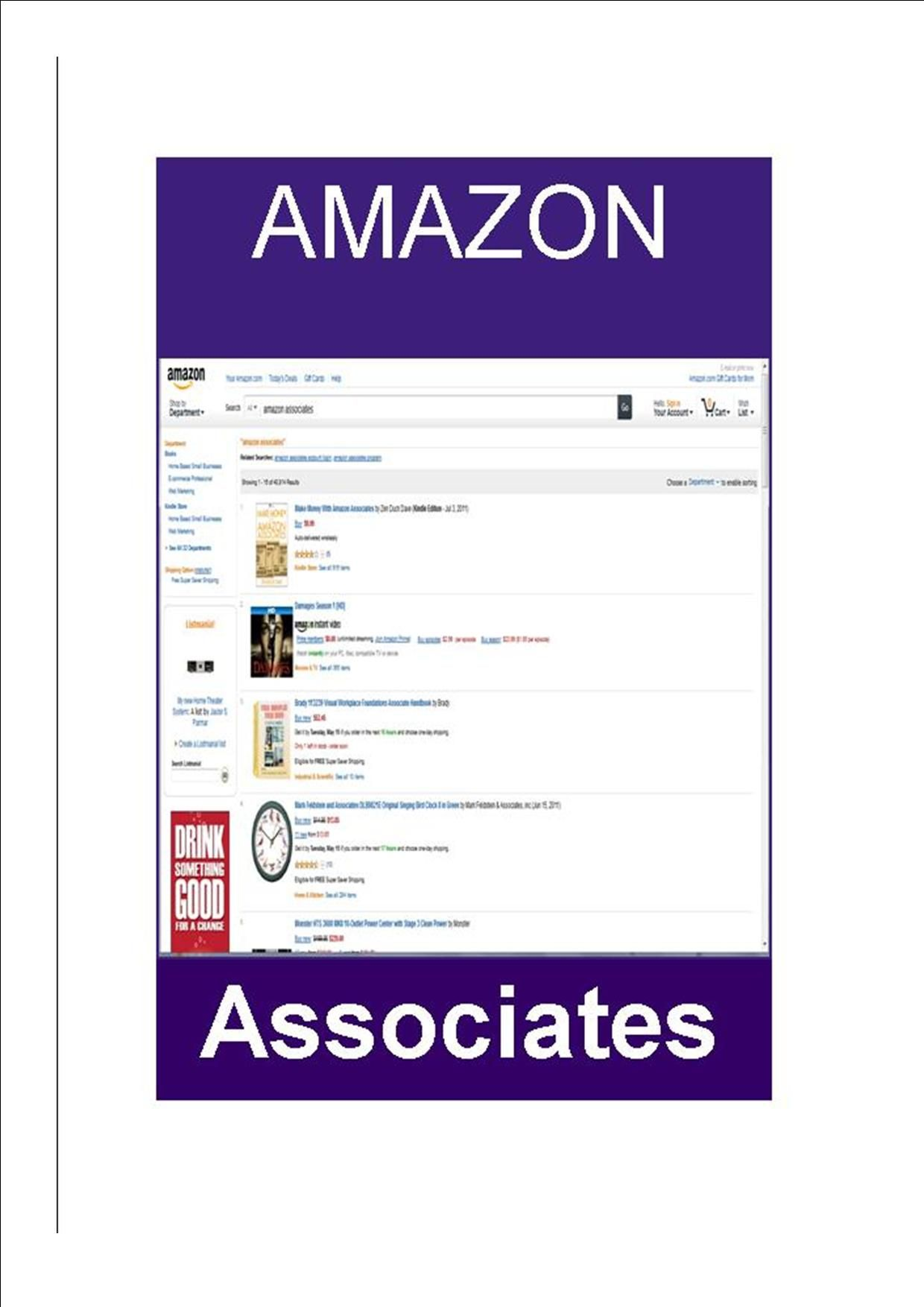 How to be an Amazon Affiliate marketing