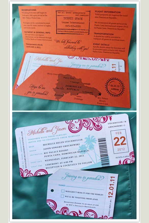Boarding Pass Invitation Template - 29+ Free PSD Format Download - best of invitation template boarding pass