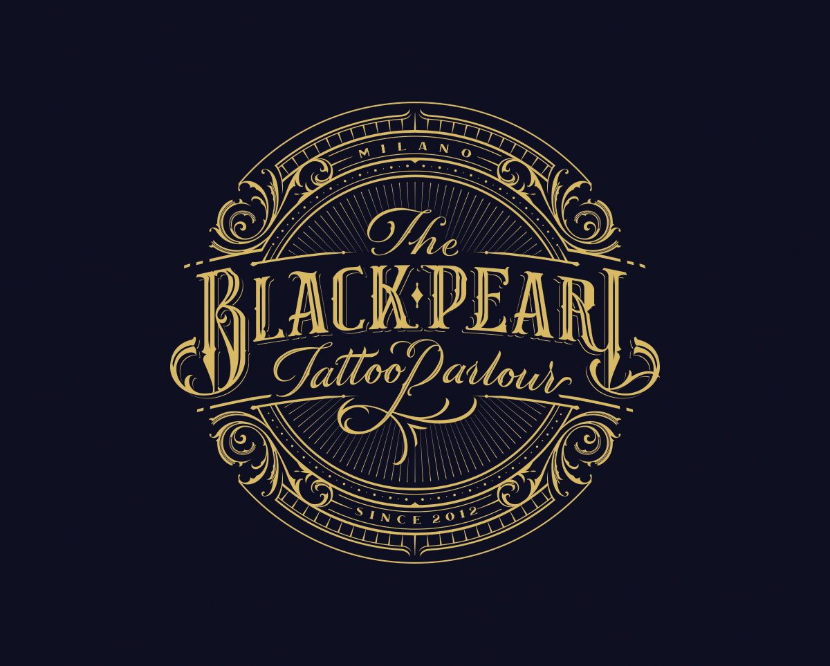 Logo designs for tattoo parlours | Lettering and Fonts | Typography ...