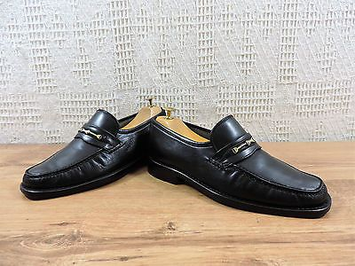 Church's mens #black #leather #horsebit loafers penny moccasins uk 6.5 us 7.5 40.,  View more on the LINK: http://www.zeppy.io/product/gb/2/192012172016/