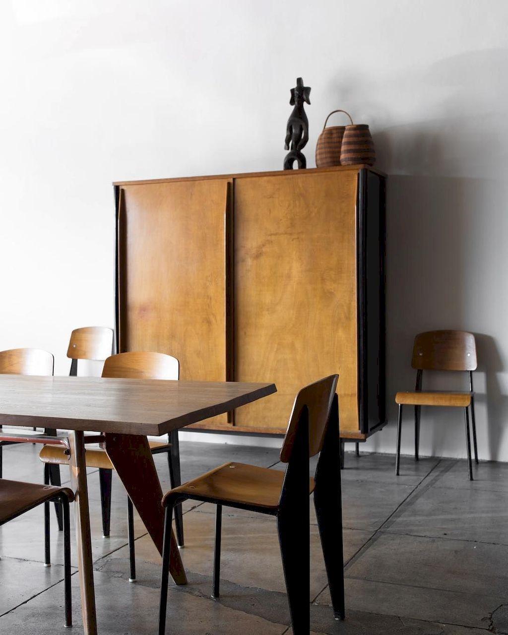75 Modern Mid Century Dining Room Table Ideas
