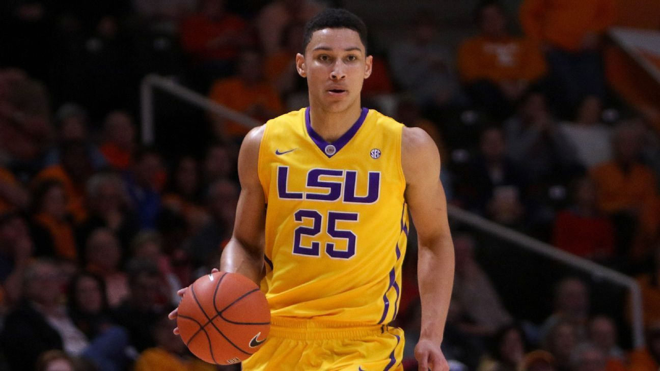 Ben Simmons To Enter Nba Draft Espn With Images Lsu Fight Or Flight