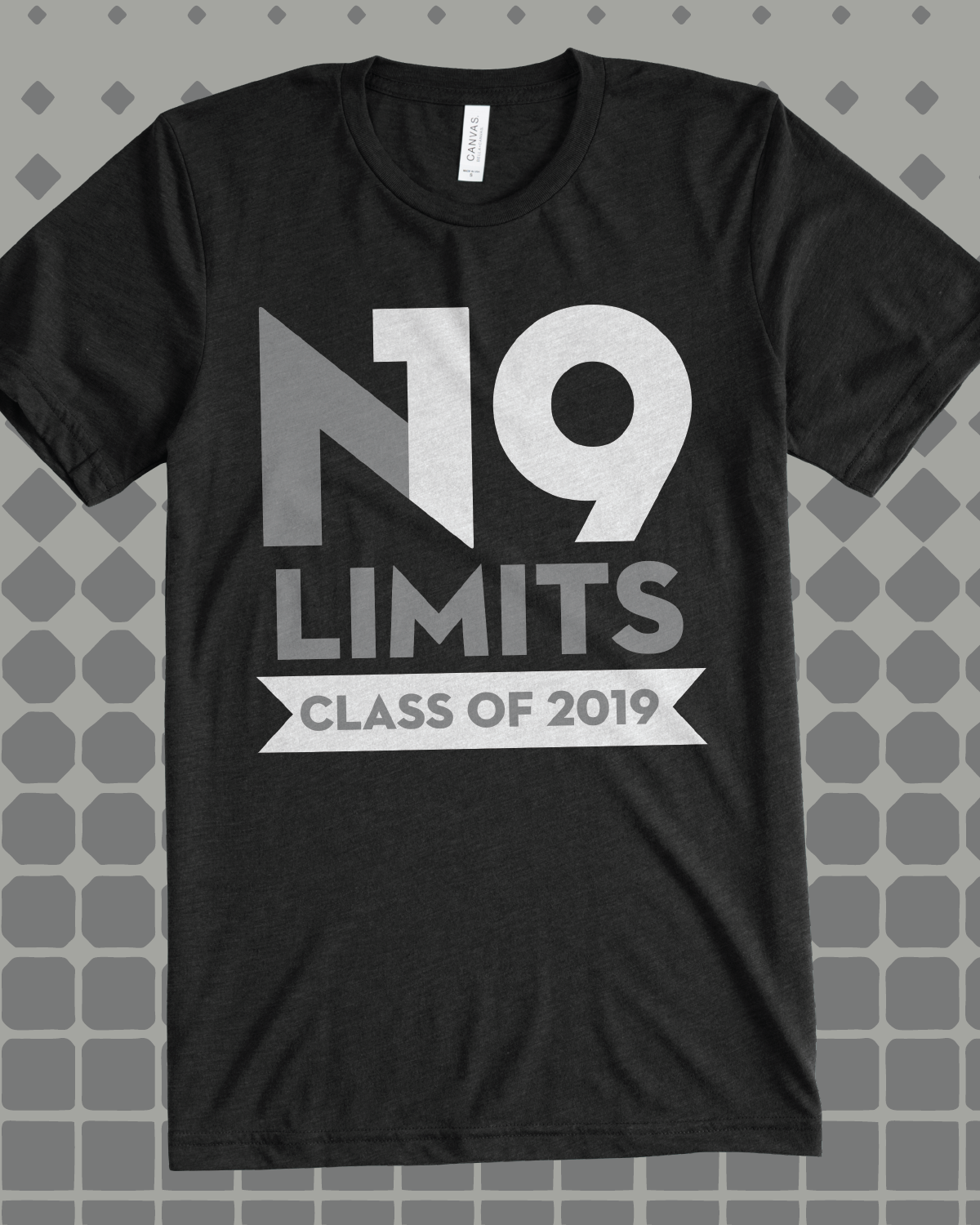 N19 Limits Class of 2019 class shirt - design idea for custom shirt ...