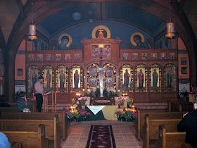 St. John Chrysostom Byzantine Catholic Church Columbus Ohio.