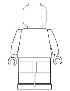 Free Printable Lego Coloring Pages | Paper Trail Design ...
