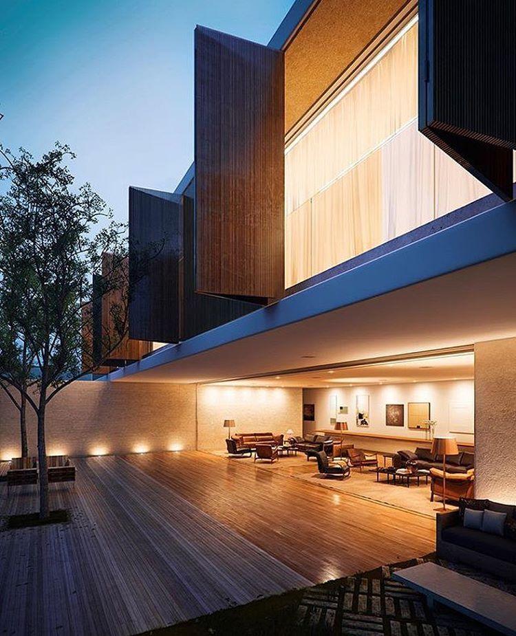 The luxury interior moduli abitativi maison laure for Case moderne contemporanee