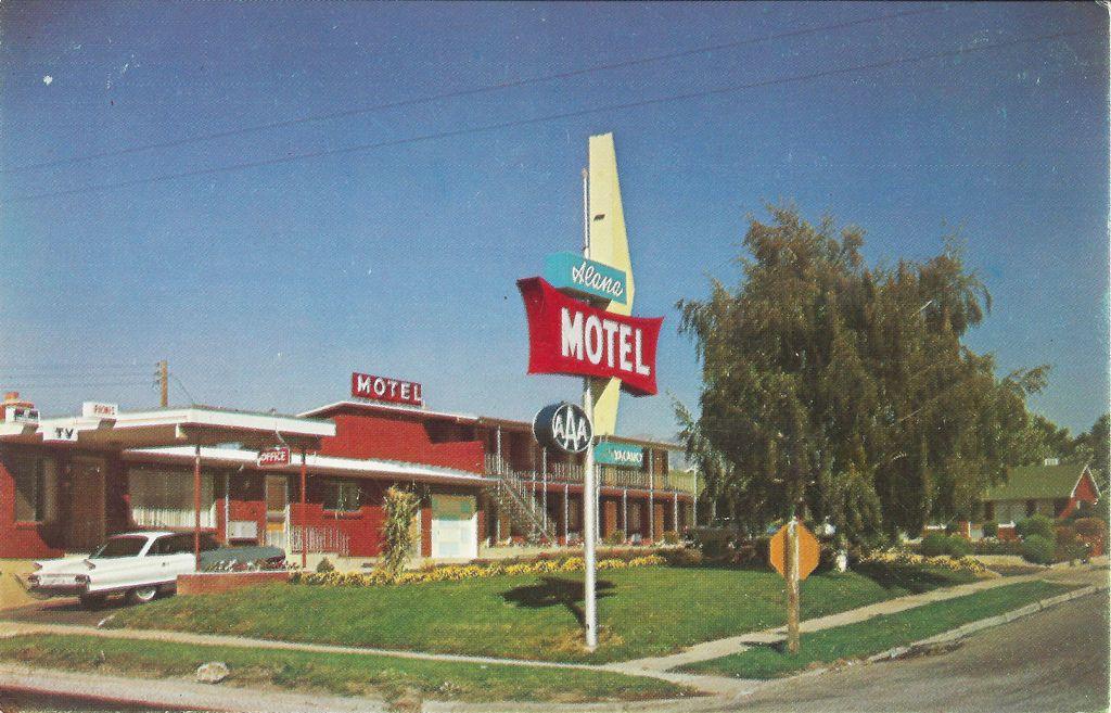 Alana Motel Clearfield Utah With Images Motel Utah Hometown