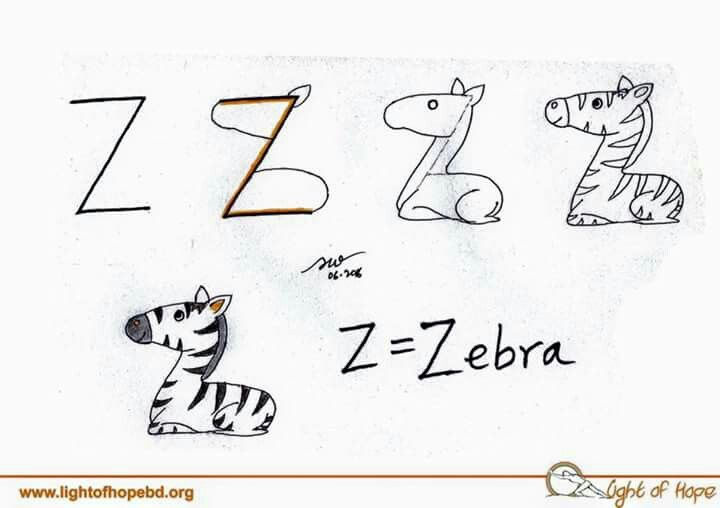 Drawing Hacks Alphabet Drawing Alphabet Pictures Art Drawings