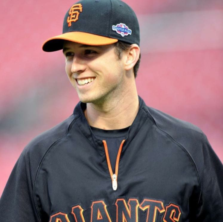 Picture from Kraig Vorsatz, Buster Posey FanClub, on Facebook.  He's too adorable!!