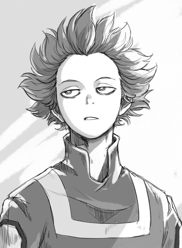 You Re A Hero Shinfemdeku Chapter 09 Internship Sketches Hero My Hero