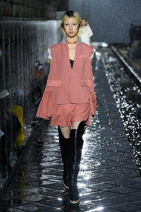Sacai Spring 2021 Ready-to-Wear Collection
