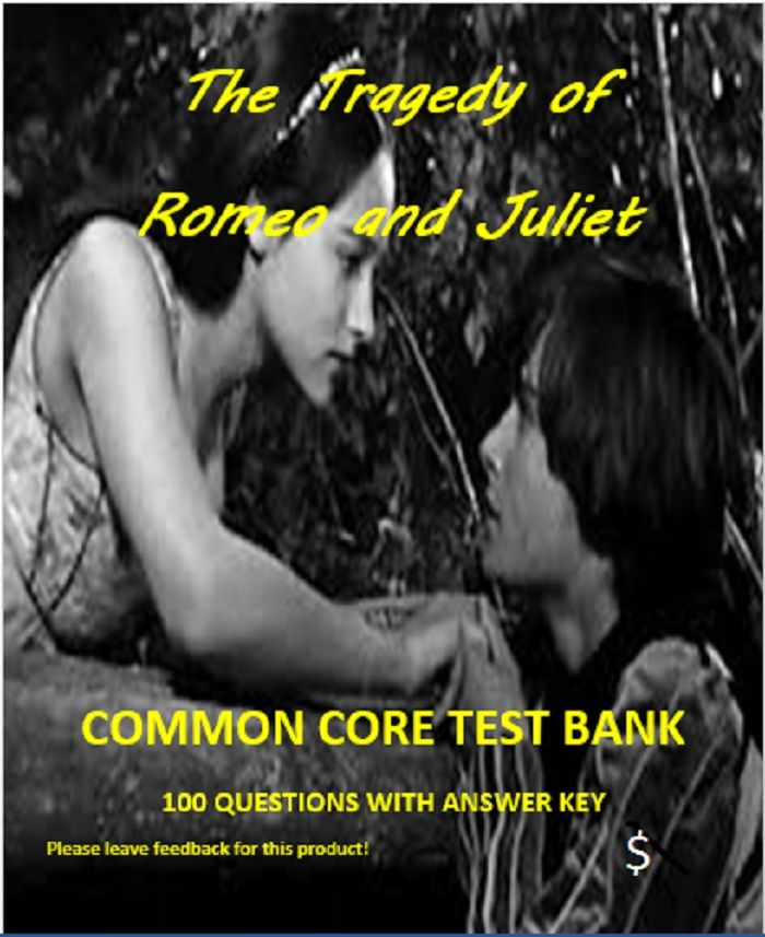 romeo and juliet love essay questions Romeo and juliet name: _____ unit test  literary term identification, term application, and short essay each question is worth one point  romeo is in love with.