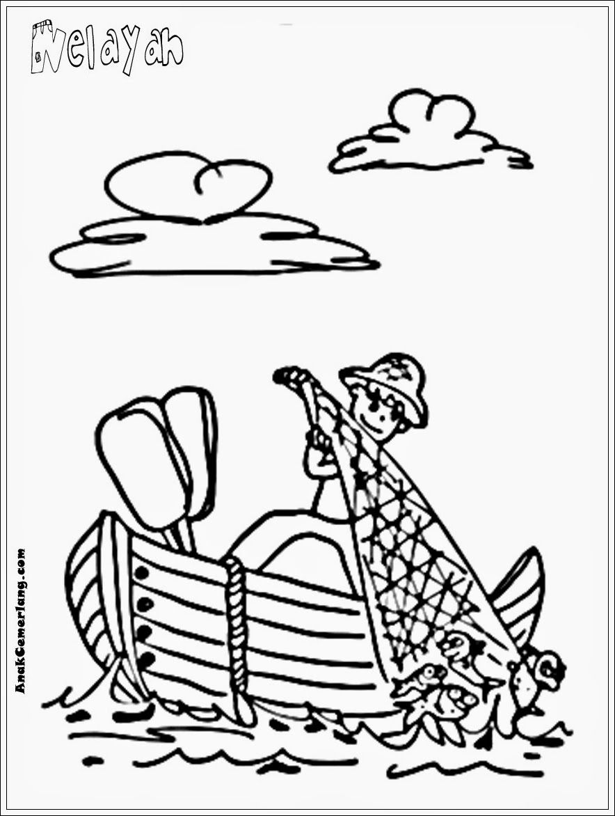 Gambar Kartun Jenis Profesi  Bestkartun