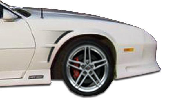 1982 1992 Chevrolet Camaro Duraflex Gt Concept Fenders 2 Piece