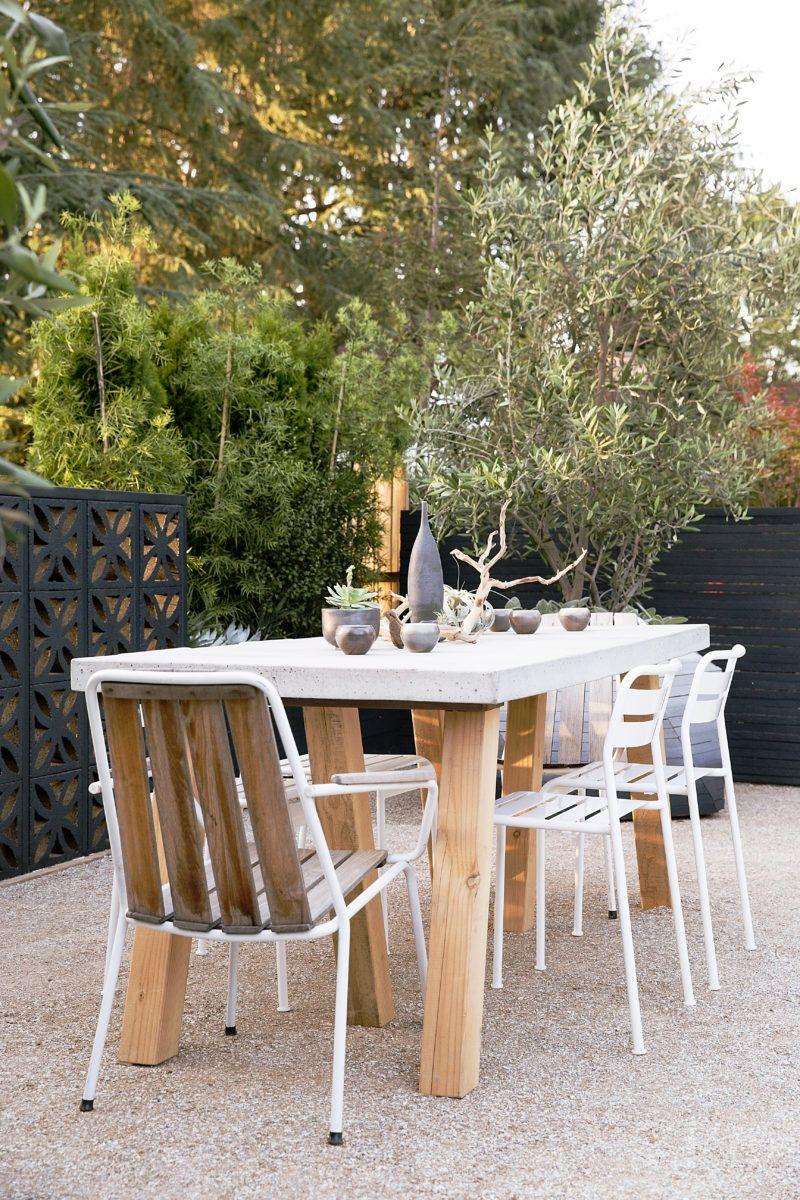 9 Ideas For A Sleek Urban Garden Outdoor Decor Modern Garden Design Outdoor Dining