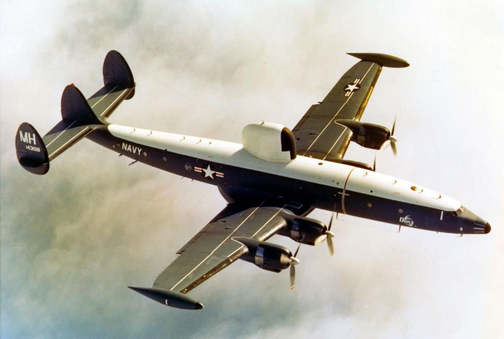 @ClassicNavalAir US Navy AEW EC-121 Hurricane Hunter, late 1960s. Love that Connie! http://t.co/d1MnxZvFdL