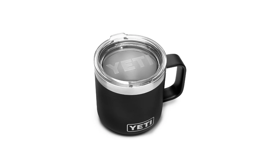 14oz Insulated Camp Mug YETI Mugs, Stackable, 10 things